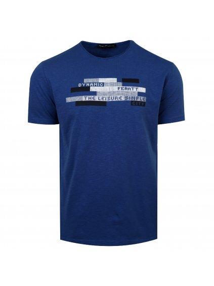 tričko DYNAMIC modré