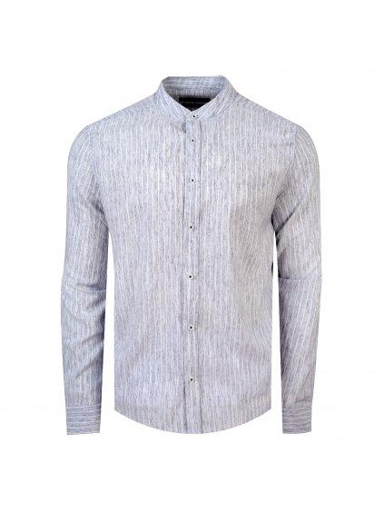 pánská košile FERATT FRANKIE Regular šedá