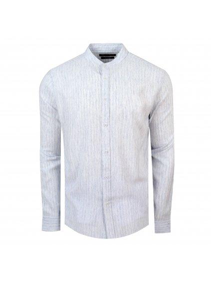 pánská košile FERATT FRANKIE Slim sv.modrá