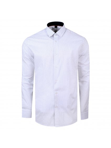 košile košile DANNY II Regular bílá