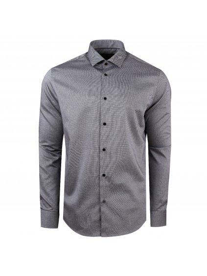 Košile Gray Modern šedá