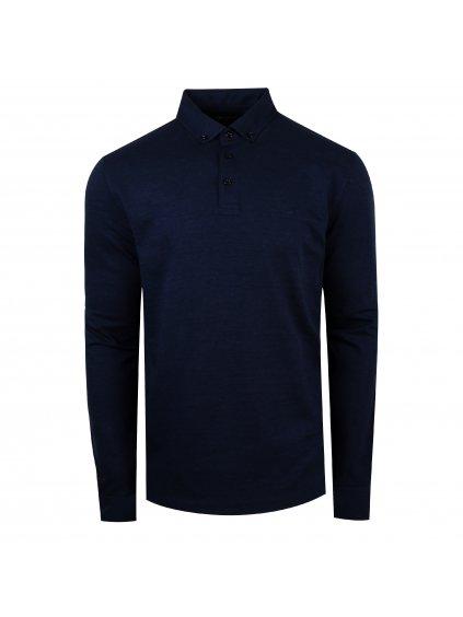 Pánská polo košile FERATT Mark modrá