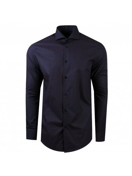 pánská košile FERATT Pablo Slim modrá