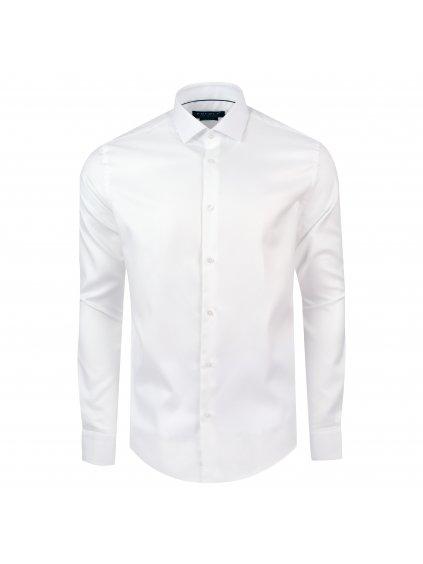 košile Jean modern bílá