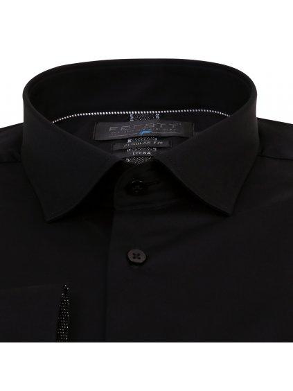 košile RAMIREZ Regular černá