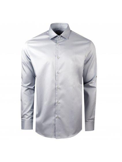 Pánská košile FERATT RAMIREZ Regular šedá