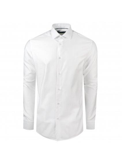 košile F-LINE LUX Regular bílá