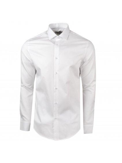 Pánská košile FERATT F-LINE LUX Slim bílá