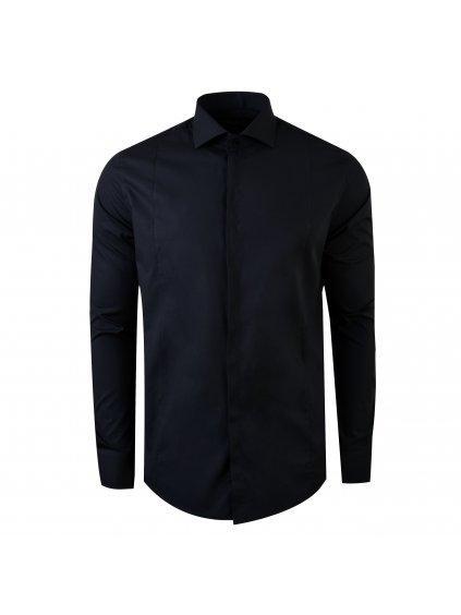 Košile BOGART II Slim fit černá