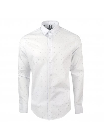 košile MAREK Modern bílá