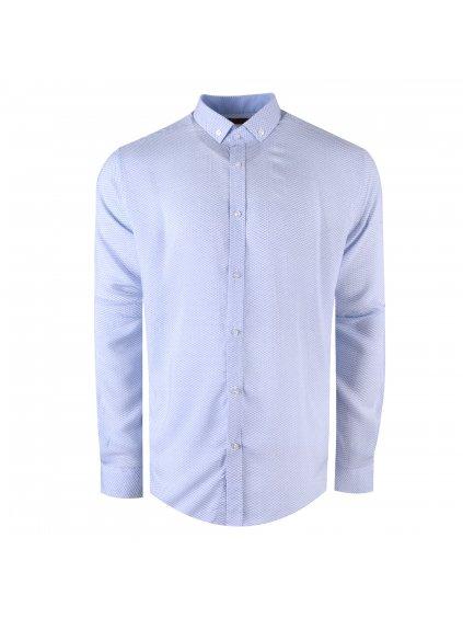 košile BAMBOO VITO 20 Regular světle modrá