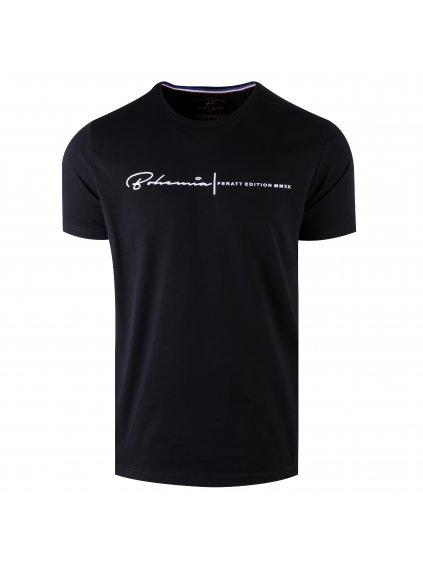 Tričko BOHEMIA černé