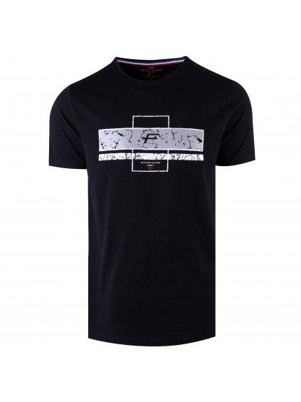 Tričko VOLCANO černé