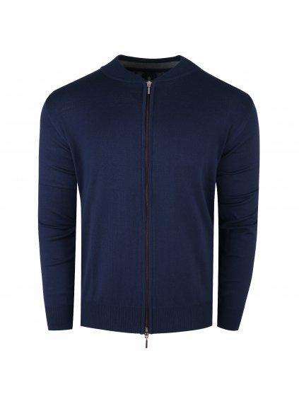Pánský svetr TAYLOR modrý