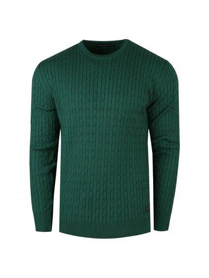 Pánský svetr HARRISON zelený