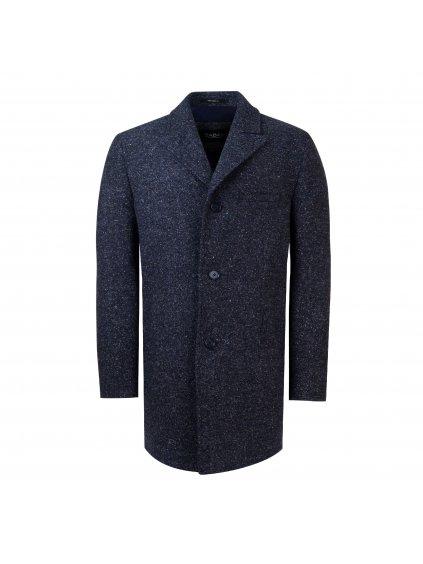 Kabát KRYSTIÁN šedomodrý