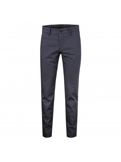 Kalhoty OLIVER modré
