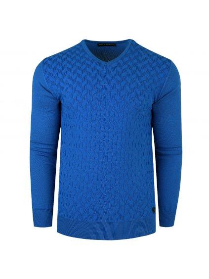 Pánský svetr PAUL modrý