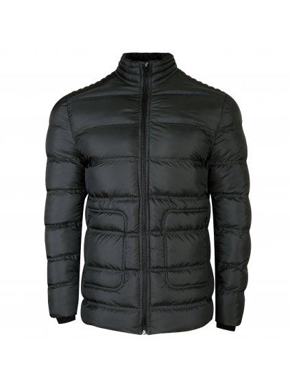 Pánská zimní bunda VALERMO - Zelená