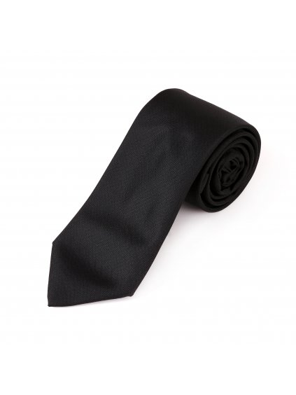 Kravata černá L201