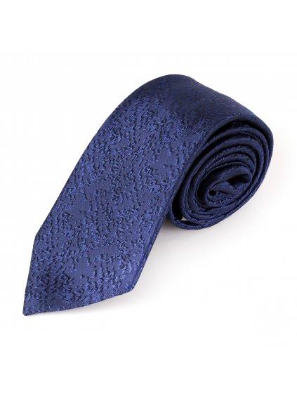 Kravata modrá F61