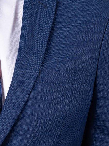 Pánský oblek ARES - modrý