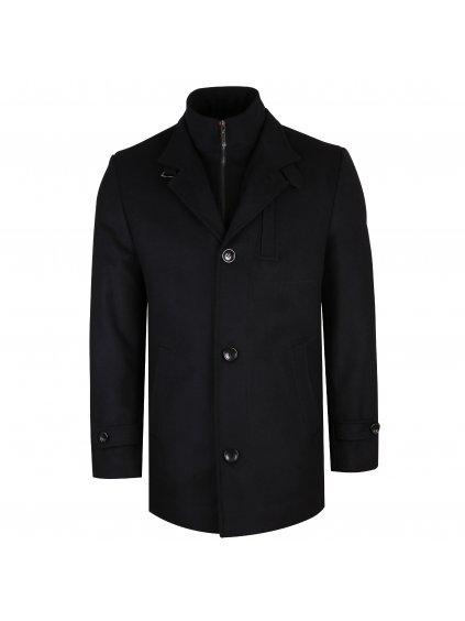 Pánský kabát Charles - černý