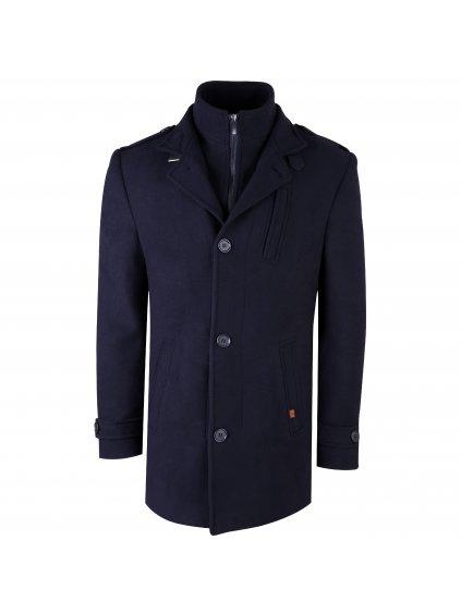 Pánský kabát TREVI - tmavě modrý