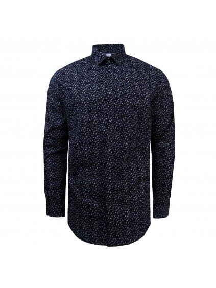 Pánská košile BRADLEY Modern černá