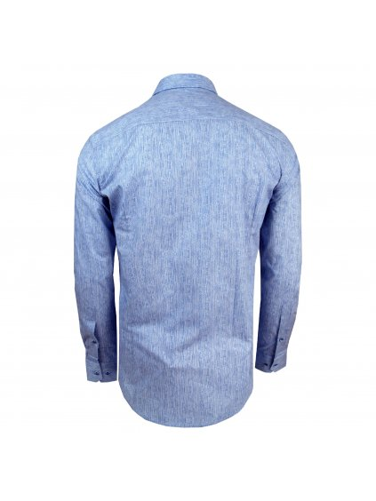 Pánská košile DENIM modern sv.modrá