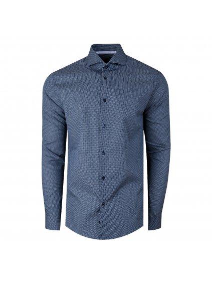 Pánská košile LUKE Modern modrá