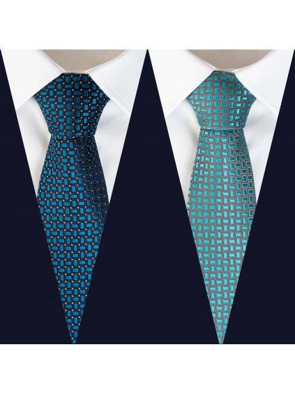 Set 5: Košile F-LINE I Slim + 2 kravaty