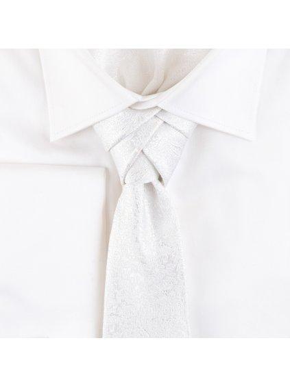 Svatební kravata s kapesníčkem 1