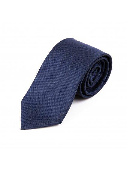 Kravata modrá 203