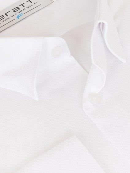 Pánská košile FERATT DON VITO slim fit bílá
