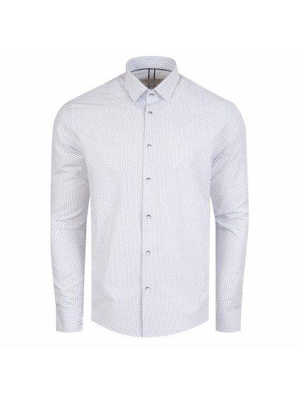 Pánská košile FERATT FORTUNA modern bílá