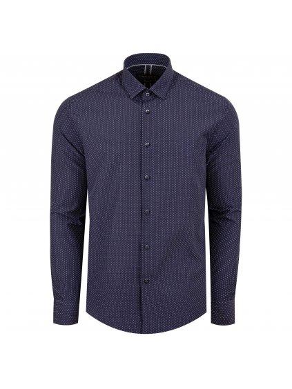 Pánská košile FERATT FORTUNA modern modrá