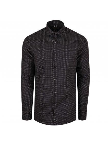 Pánská košile FERATT JAMIE regular černá