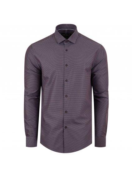 Pánská košile FERATT  JAMIE modern černá