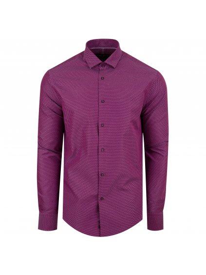 Pánská košile FERATT JAMIE modern fialová