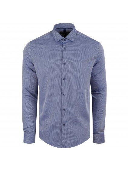 Pánská košile FERATT JAMIE modern tmavě modrá