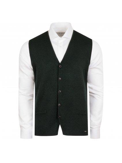 Pánská vesta FERATT EDWARD zelená