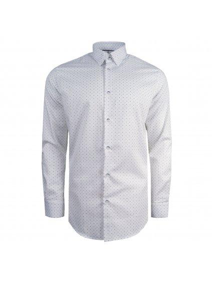 Pánská košile FERATT JACOB MODERN  bílá m.