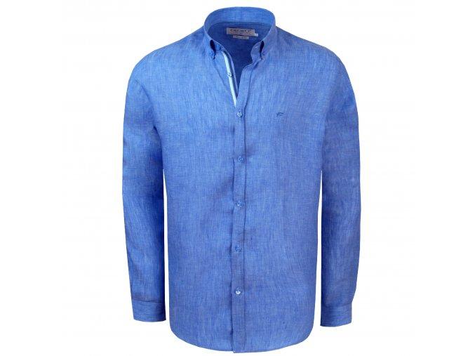 košile OCEAN WAVE Reg.  modrá