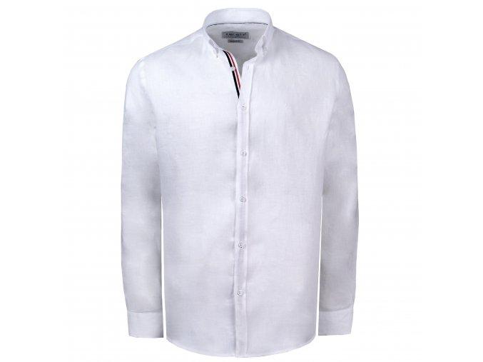 košile FILIPPO Reg. bílá