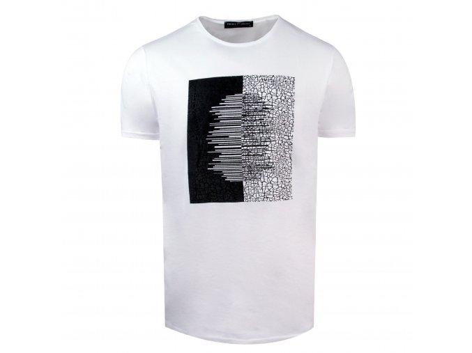 tričko OLI bílé