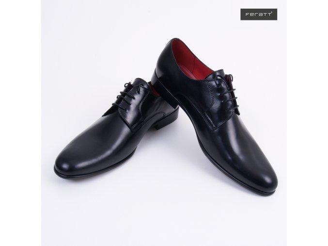 boty FERATT černé 1346