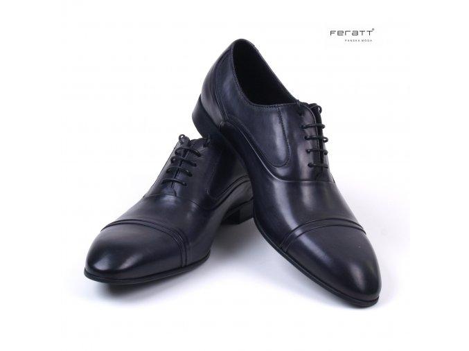 boty FERATT černé 2505