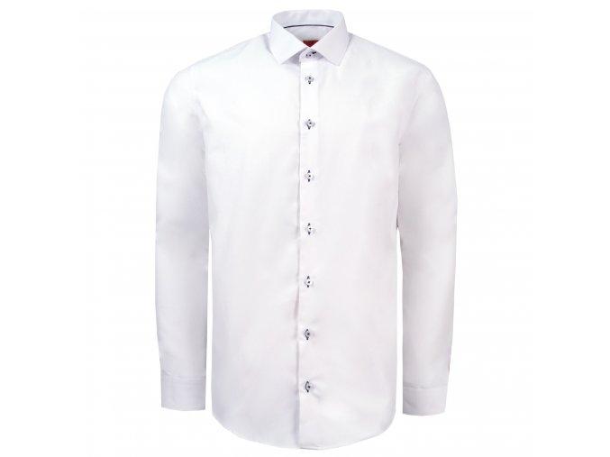 Košile OCTAVIO Reg. bílá