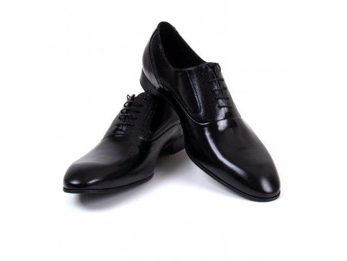 boty FERATT černé 3470